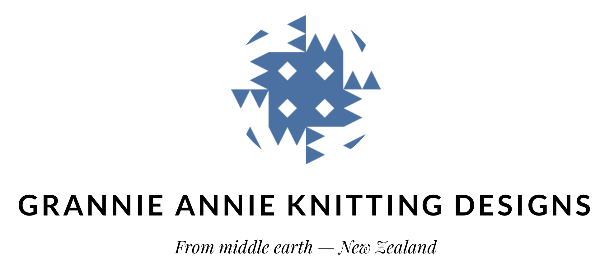 Grannie Annie Knitting Designs